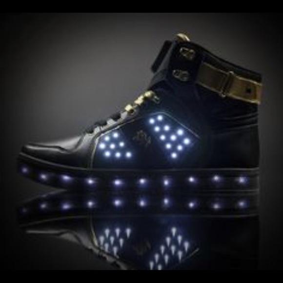 Men S Vlado Lyte Ii Led Light Up Shoes